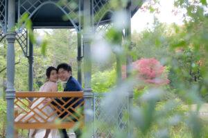 久屋大通庭園フラリエで名古屋洋装ドレス前撮り